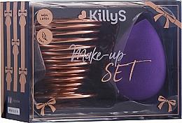 Profumi e cosmetici Spugna trucco con supporto - KillyS