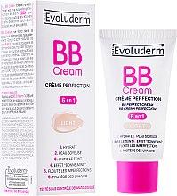 Profumi e cosmetici BB- crema 6 in 1 - Evoluderm BB Cream Perfection 6In1