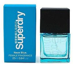Profumi e cosmetici Superdry Neon Blue - Eau de toilette