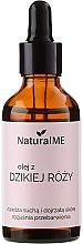 Profumi e cosmetici Olio di rosa selvatica - NaturalME