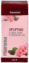 """Profumi e cosmetici Olio essenziale """"Geranio"""" - Holland & Barrett Miaroma Geranium Pure Essential Oil"""