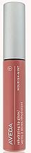 Profumi e cosmetici Rossetto liquido - Aveda Nourish Mint Rehydrating Lip Glaze