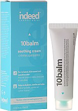 Profumi e cosmetici Crema viso - Indeed Labs 10 Balm Soothing Cream