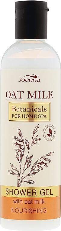 Gel doccia nutriente - Joanna Botanicals Oat Milk Shower Gel