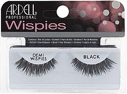 Profumi e cosmetici Ciglia finte - Ardell Invisibands Demi Wispies Black