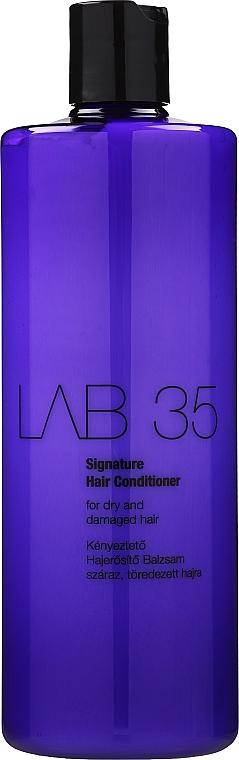 Balsamo per capelli - Kallos Cosmetics Signature Conditioner (senza pompa)