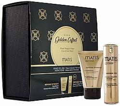 Profumi e cosmetici Set - Matis Golden Coffrete Densifiance (f/cr/50ml + eye/balm/15ml)
