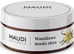Profumi e cosmetici Burro di karitè non raffinato - Maudi
