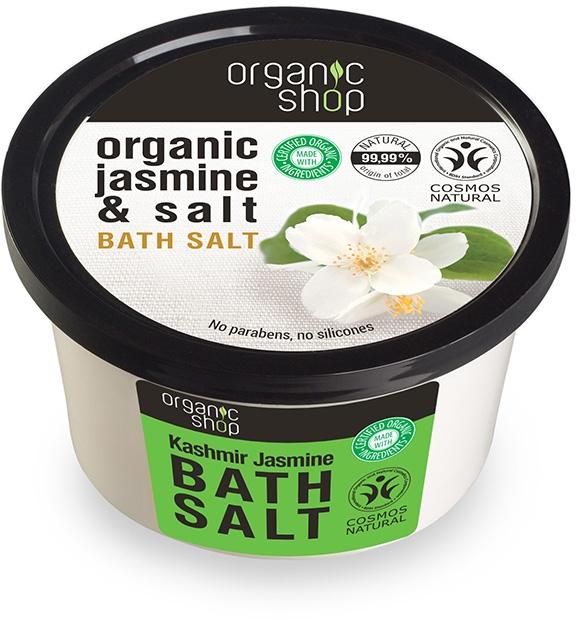 "Sale da bagno ""Kashmir e gelsomino"" - Organic Shop Baths Salt Organic Jasmine & Salt"
