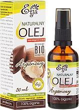 Profumi e cosmetici Olio di Argan Naturale - Etja Natural Argan Oil