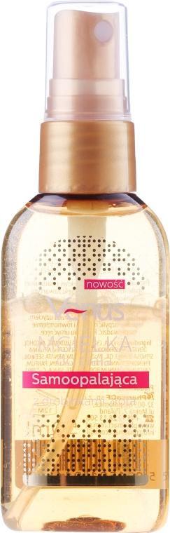 Spray corpo, con particelle d'oro - Venus  — foto N1