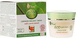Profumi e cosmetici Crema all'estratto di carota, 30+ - Ava Laboratorium Eco Garden Certified Organic Cream With Carrot
