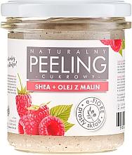 Profumi e cosmetici Peeling corpo al lampone - E-Fiore Raspberry Body Peeling