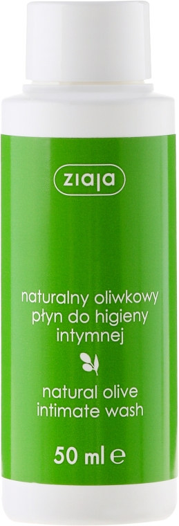 "Detergente intimo ""Olive"" - Ziaja Natural Olive Intimate Wash"
