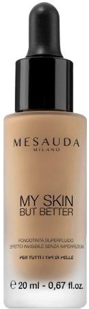 Fondotinta-fluido - Mesauda Milano My Skin But Better