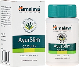 "Profumi e cosmetici Integratore alimentare ""Ayurslim"" - Himalaya Herbals AyurSlim"