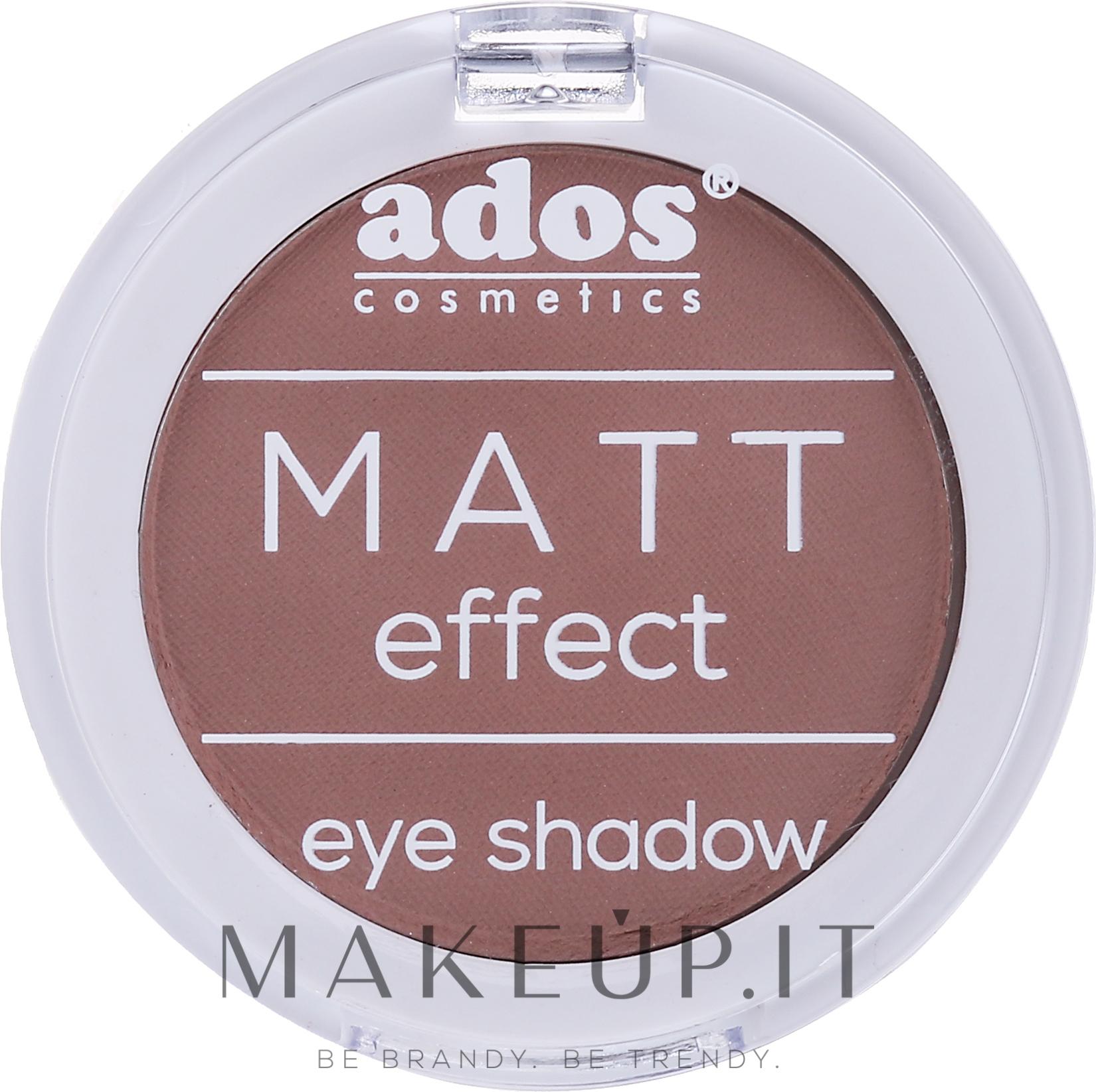 Ombretto opaco - Ados Matt Effect Eye Shadow — foto 405