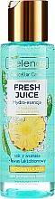 Idro-essenza illuminante - Bielenda Fresh Juice Brightening Hydro Essence Pineapple — foto N2