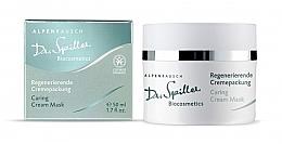 Profumi e cosmetici Crema-maschera curativa - Dr. Spiller Alpenrausch Caring Cream Mask
