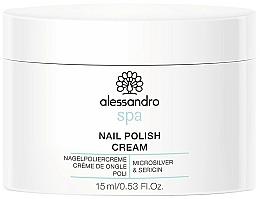 Profumi e cosmetici Crema per unghie - Alessandro International Spa Nail Polish Cream