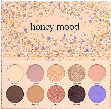 Palette ombretti - Paese Honey Mood Eyeshadow Palette