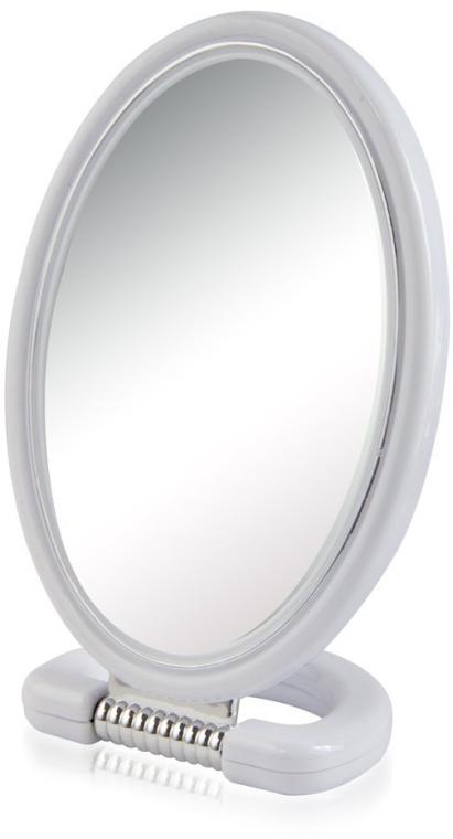Specchietto cosmetico 9510, ovale, 22.5 cm, grigio - Donegal Mirror — foto N1