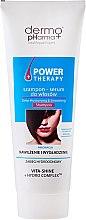 Profumi e cosmetici Shampoo-siero idratante e levigante - Dermo Pharma Power Therapy Deep Moisturizing & Smoothing Shampoo