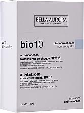 Profumi e cosmetici Fluido viso - Bella Auora Bio10 Anti Spots Serum