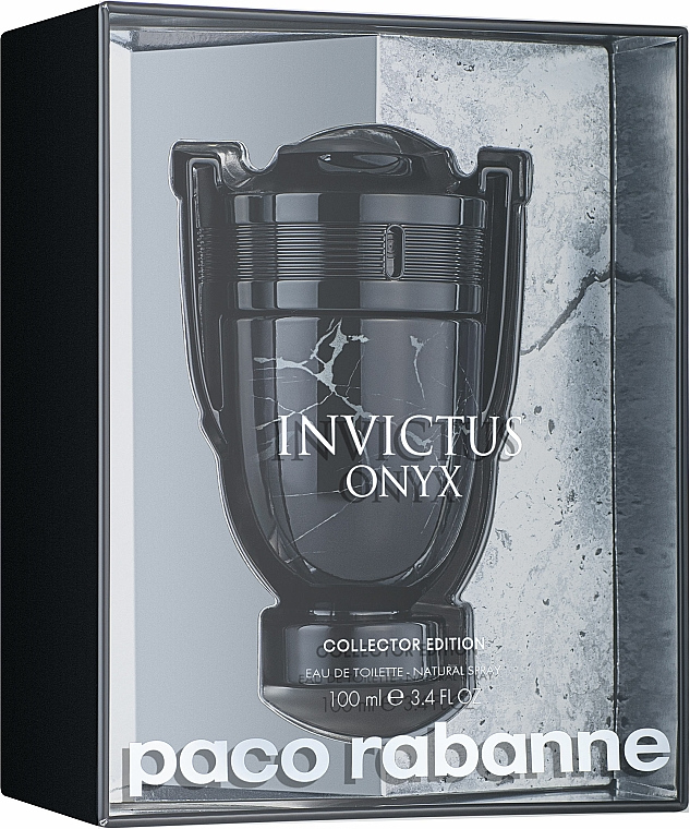Paco Rabanne Invictus Onyx - Eau de toilette — foto N3