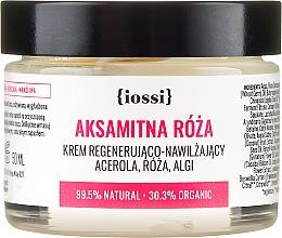 Profumi e cosmetici Crema viso rigenerante - Iossi Regenerating Cream