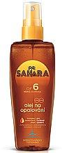 Profumi e cosmetici Olio-spray abbronzante SPF6 - Astrid Sahara Suncare Spray Oil SPF 6