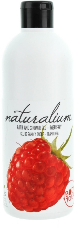 "Bagnodoccia ""Lampone"" - Naturalium Bath And Shower Gel Raspberry"