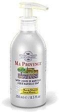 """Profumi e cosmetici Sapone liquido di Marsiglia """"Limone"""" - Ma Provence Liquid Marseille Soap Lemon"""