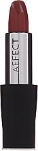 Profumi e cosmetici Satynowa szminka do ust - Affect Cosmetics Macadamia Oil Satin Lipstick