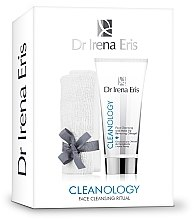 Profumi e cosmetici Set - Dr Irena Eris Cleanology Face Cleansing Ritual (towel+gel/175ml)