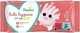 Profumi e cosmetici Salviettine umidificate per bambini , 40 pz - Pampers Kids On The Go