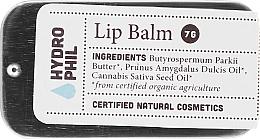 Profumi e cosmetici Balsamo nutriente labbra - Hydrophil Lip Balm