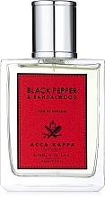 Profumi e cosmetici Acca Kappa Black Pepper & Sandalwood - Eau de Parfum