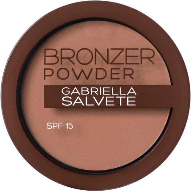 Terra abbronzante - Gabriella Salvete Bronzer Powder SPF15