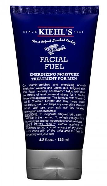 Fluido viso idratante, per uomo - Kiehl's Facial Fuel Moisturizer — foto N1
