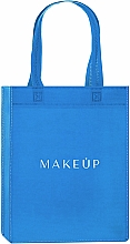 "Profumi e cosmetici Borsa shopper, blu ""Springfield"" - MakeUp Eco Friendly Tote Bag"