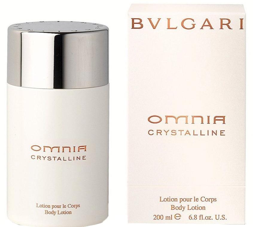 Bvlgari Omnia Crystalline - Lozione corpo