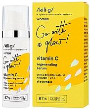 Siero viso rigenerante alla vitamina C - Kili·g Woman Vitamin C Regenerating Serum — foto N1