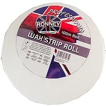 Profumi e cosmetici Strisce depilatorie in rotolo, 100 m - Ronney Wax Strip Roll