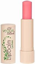 "Profumi e cosmetici Balsamo labbra ""Lychee"" - Vegan Natural Lip Balm For Vegan Lychee"