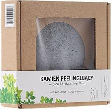 Profumi e cosmetici Pietra naturale per peeling corporale - Pierre de Plaisir Natural Scrubbing Stone Body