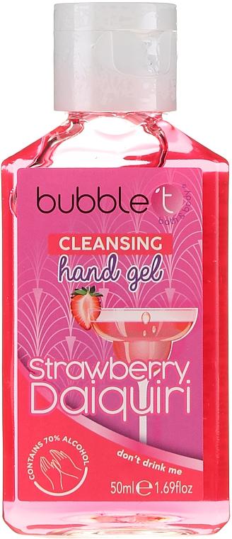 "Gel detergente antibatterico ""Daiquiri alla fragola"" - Bubble T Cleansing Hand Gel"