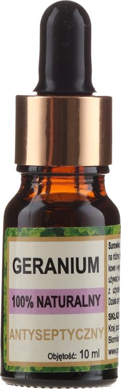 Olio essenziale di Geranio - Biomika Geranium Essential Oil