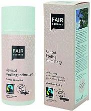 Profumi e cosmetici Peeling corpo - Fair Squared Apricot Peeling Intimate