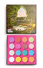 Profumi e cosmetici Palette ombretti, 16 colori - Makeup Obsession X Rady Eyeshadow Palette